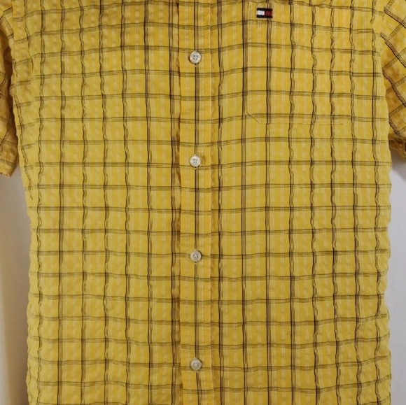 Tommy Hilfiger Other - Mens Tommy Hilfiger Casual  Button Down Top